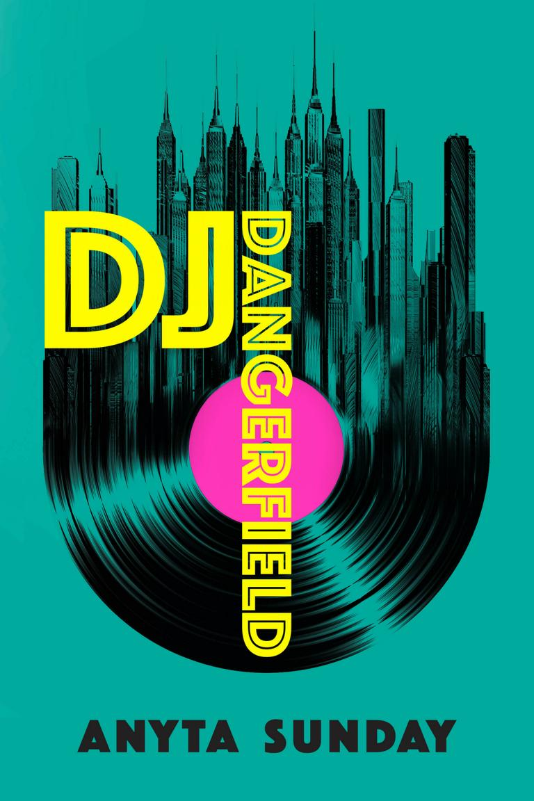 Gay Romance Novel DJ Dangerfield by Anyta Sunday