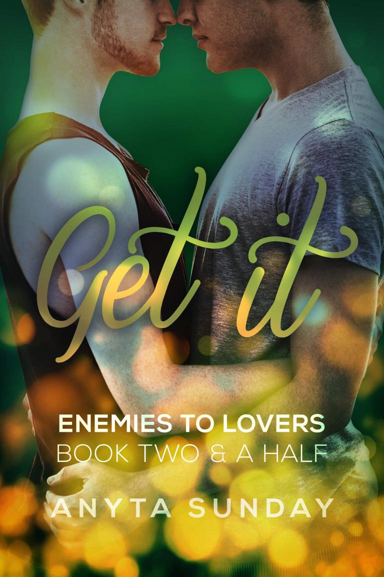 Gay Romance Novel Get it by Anyta Sunday