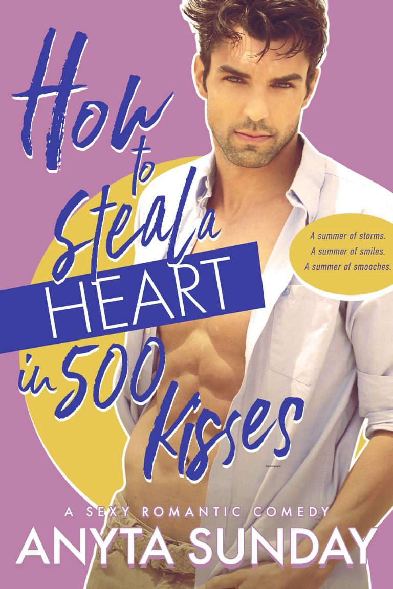 Gay Romance Novel by Anyta Sunday