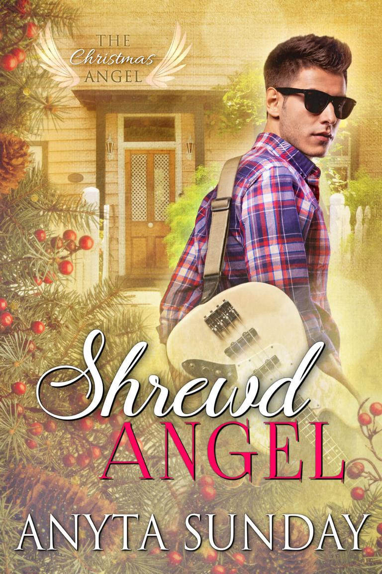 Gay Romance Novel Shrewd Angel by Anyta Sunday