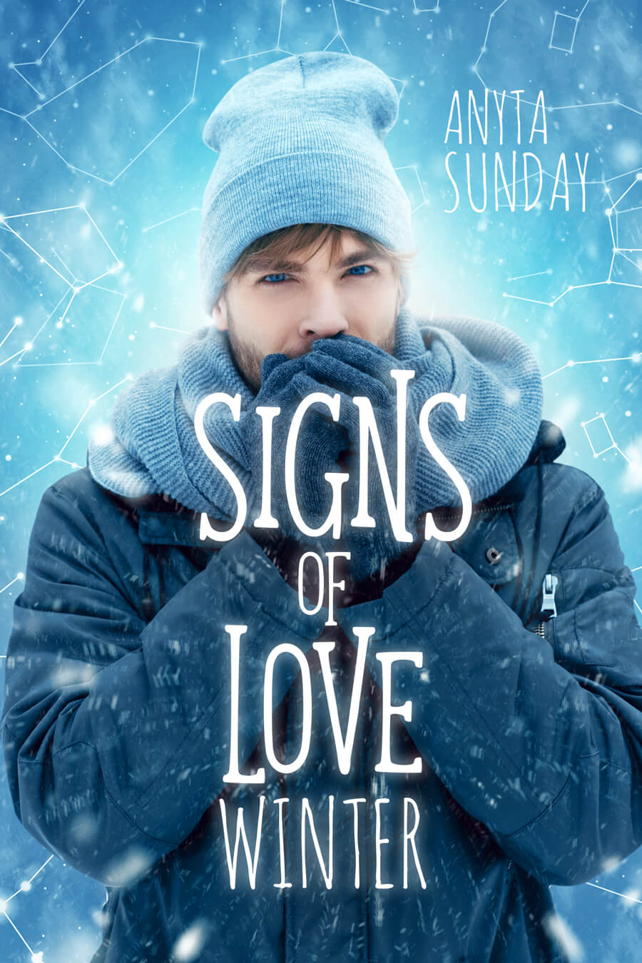 Gay Romance Novel Signs of Love by Anyta Sunday