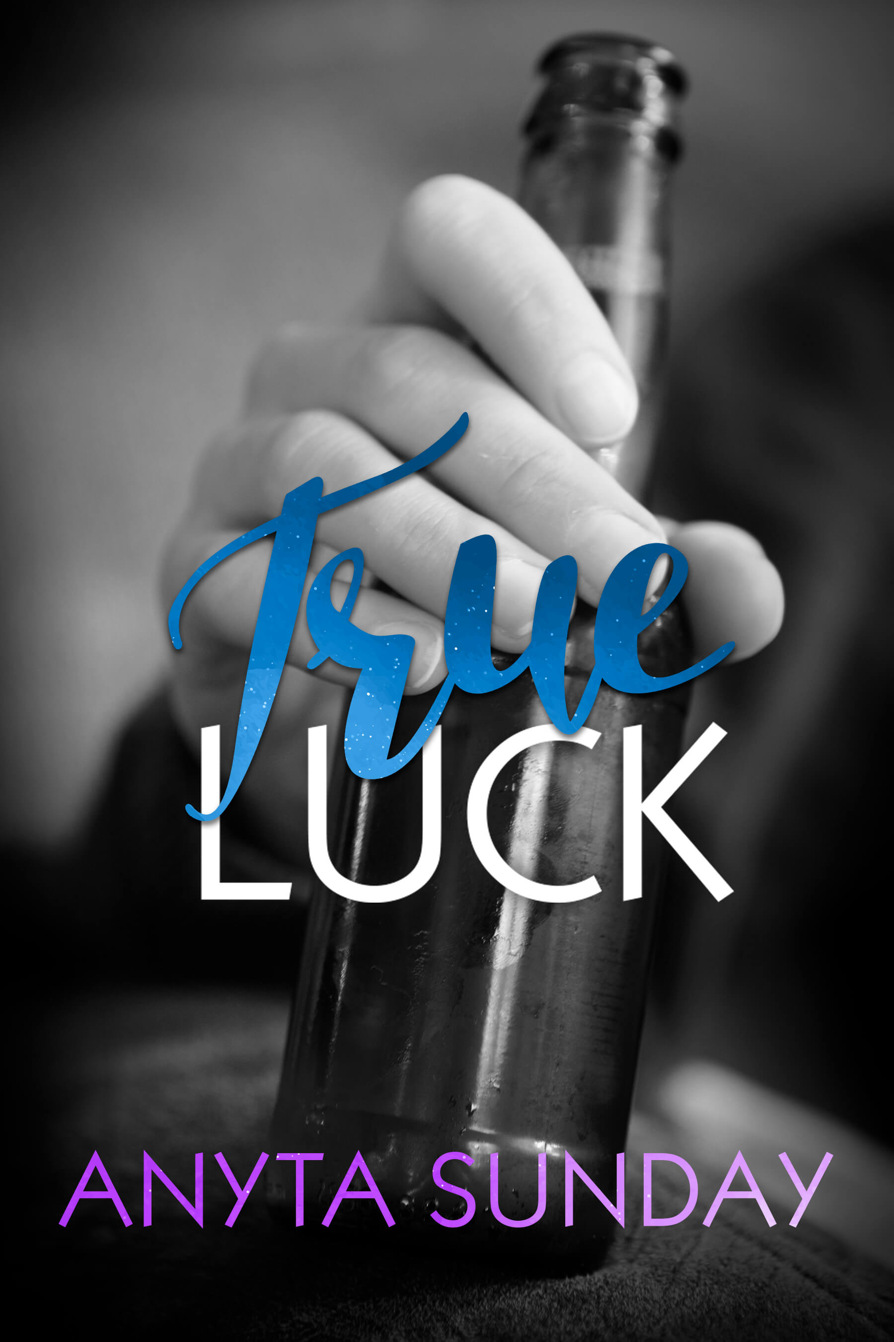 Gay Romance Novel True Luck by Anyta Sunday