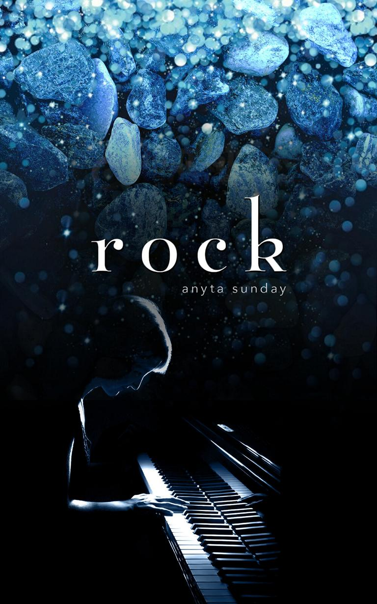 Gay Romance Novel Rock by Anyta Sunday