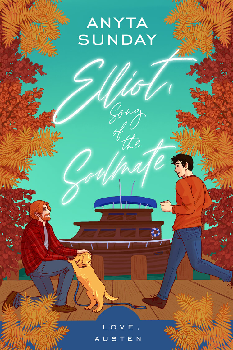 Elliot Song Of The Soulmate, a modern gay retelling of Jane Austen's Persuasion